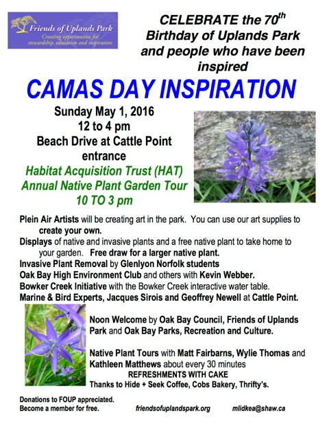 2016 Camas Day inspiration poster jpeg