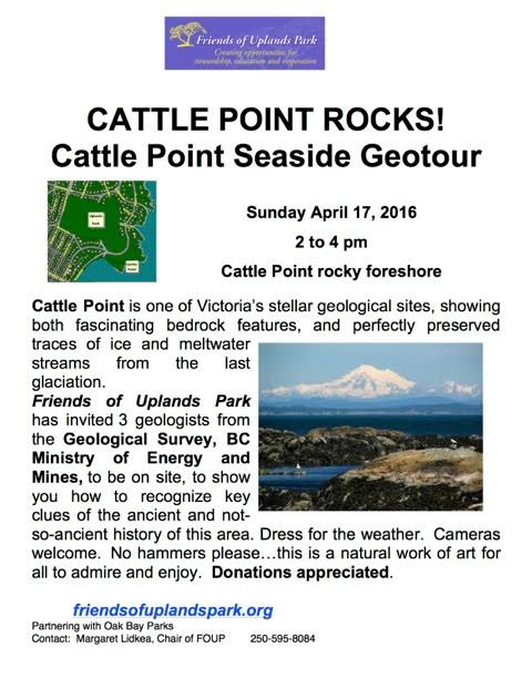FOUP Cattle Point Geology April 17-2016