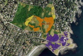 Uplands Park -HSP Grant Focal Areas 2016 - 2019
